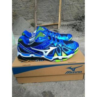 Kelebihan Sepatu Mizuno Wave Tornado 9 Low Premium Quality U45zm7 ... 6292387684