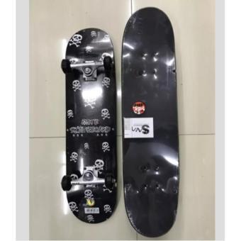 Review Minority 32inch Maple Skateboard Xray Dan Harga