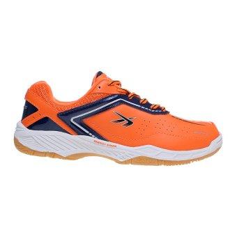Spotec Back Court Sepatu Badminton Putihbiru - Info List Harga ... d2c1b67955