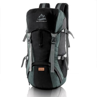 TAS RANSEL GUNUNG CARRIER HIKING CAMPING TRAVELLING OUTDOOR ACTIVITY