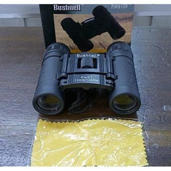 Teropong Jarak Jauh Binocular 8X21 Binokular Merk Bushnell 8 X 21 - E565A6