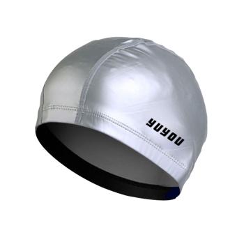 Yuyou laki-laki tahan air anak-anak dewasa topi renang topi renang topi renang