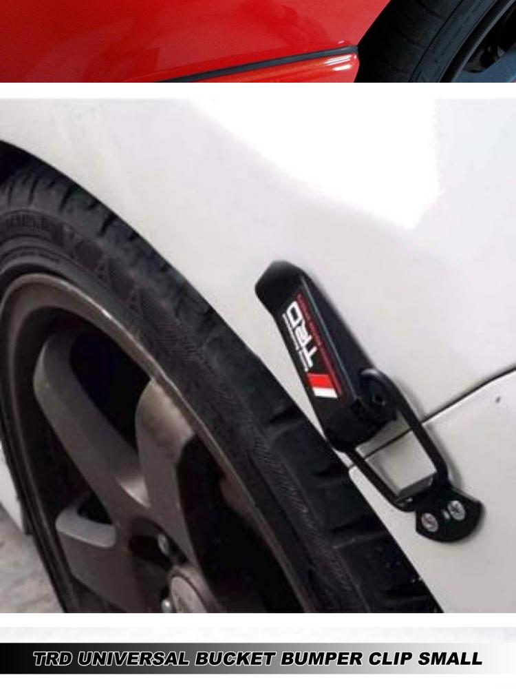 clip bumper sparco medium universal