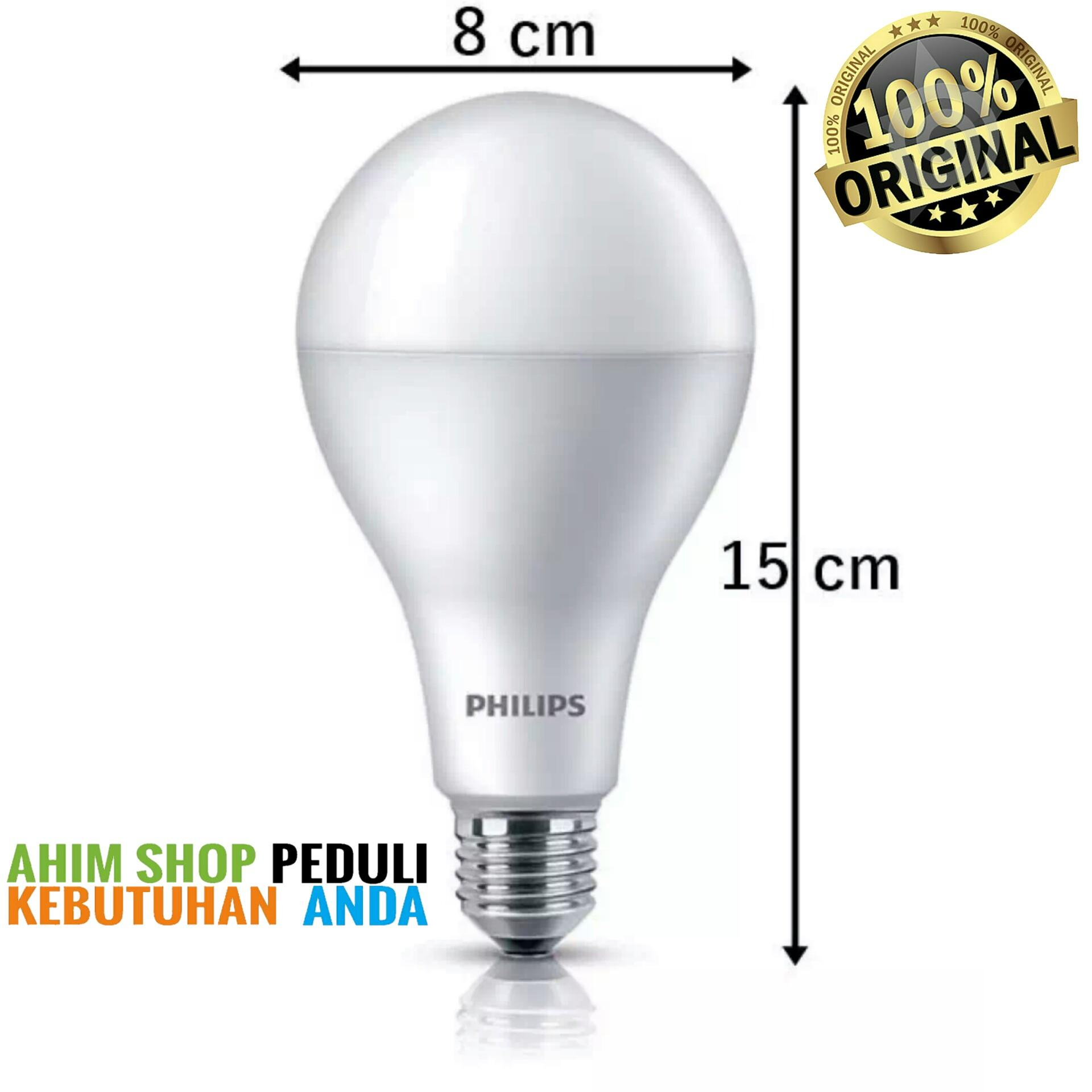 Detail Gambar PHILIPS Lampu Led Bulb JUMBO 19 Watt 19W 19Wat 19 W Putih Cool Daylight Ahim Shop Terbaru
