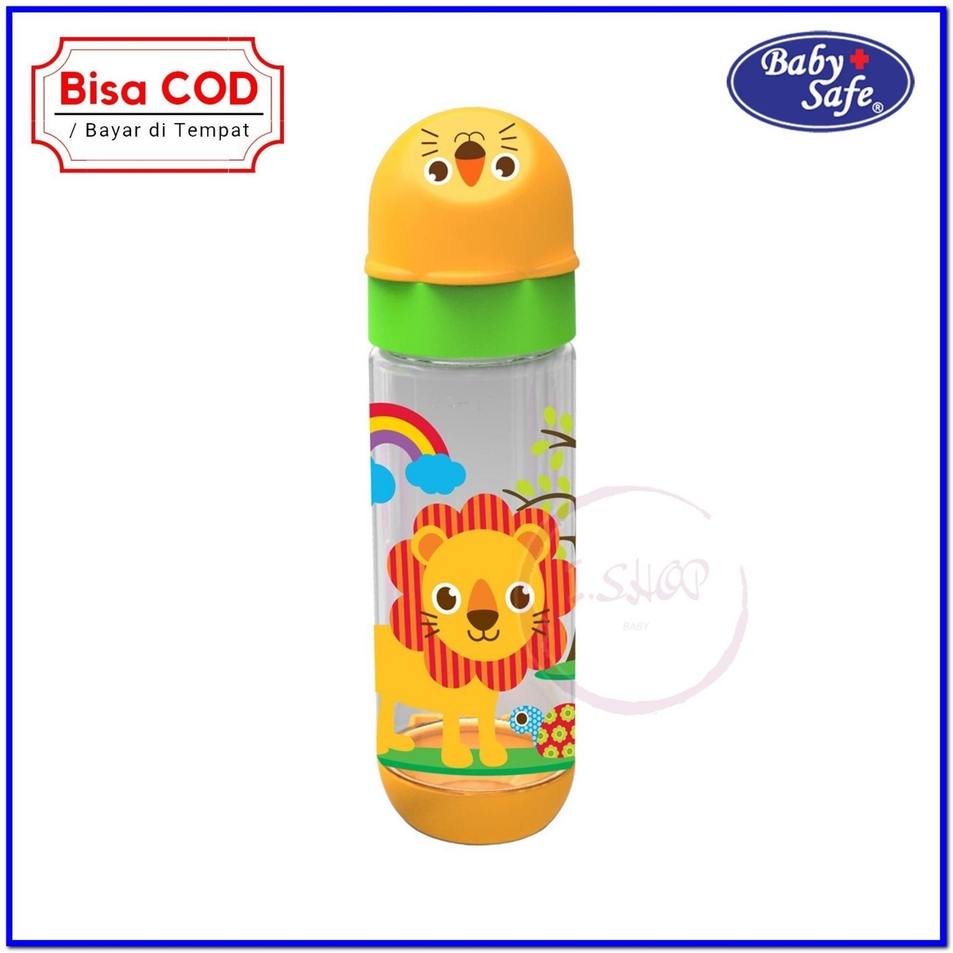 i.shop AP002 Baby Safe Feeding Bottle 250 ml / Botol Susu Bayi 250ml / Botol Susu Karakter Binatang