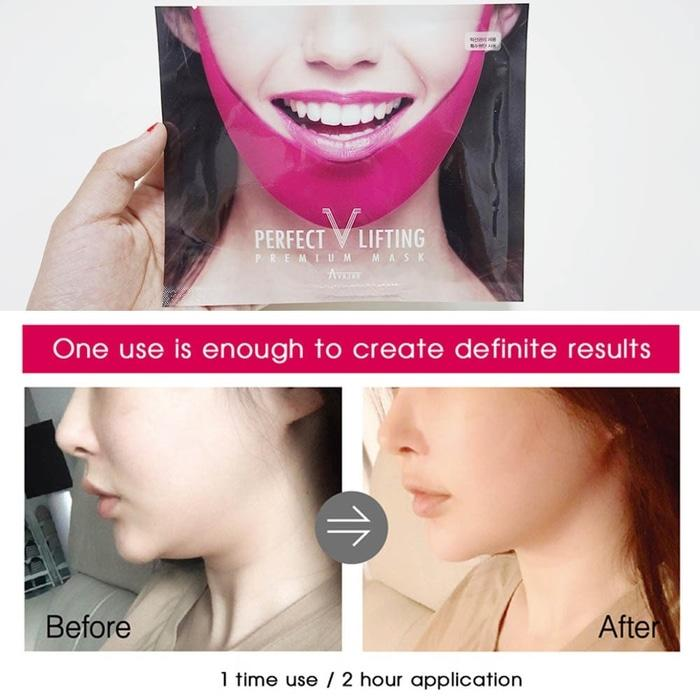 BEST SELLER Avajar - Perfect V Lifting Premium Mask 1ea - YposLGki
