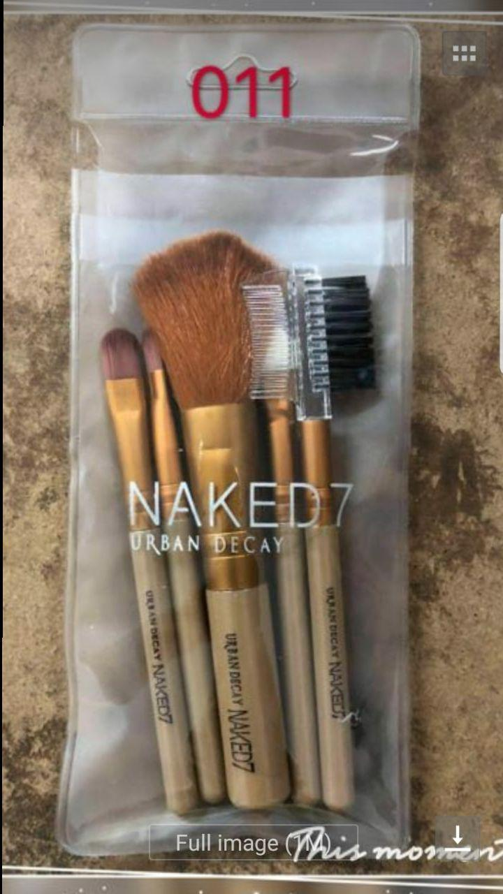 kuas makeup brush huda beauty paket 1set