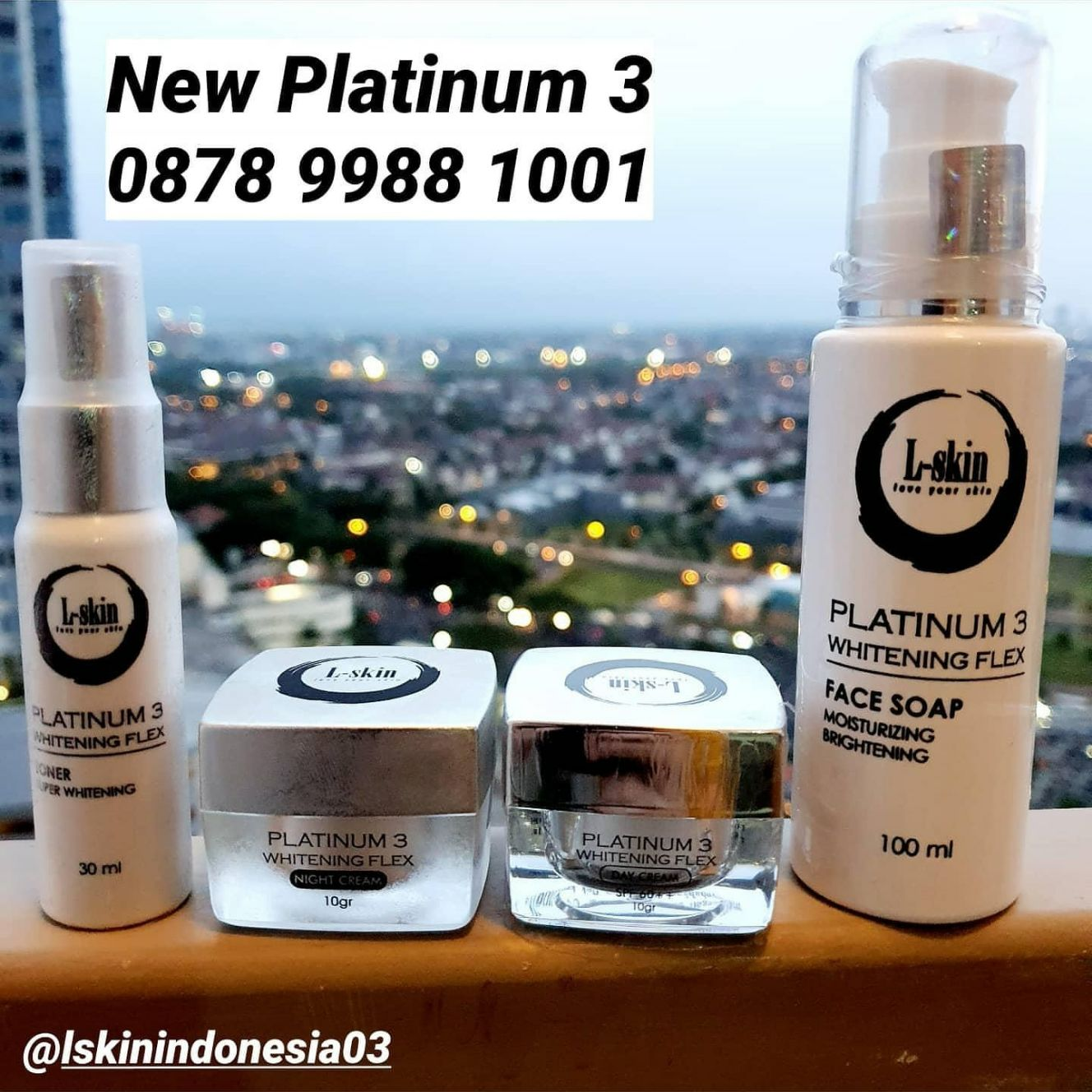 lskin / l-skin new platinum 3