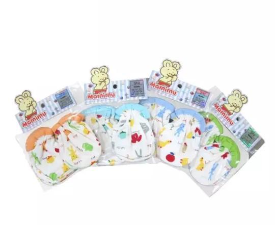 mamimu – sarung tangan sarung kaki bayi