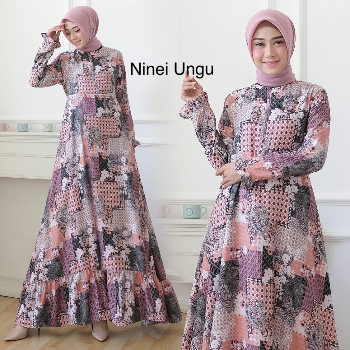 qwfashion1-cod-ns-bju gamis wanita  2020 / bju gamis remaja wanita / jubah wanita  2020 / baju muslim wanita  2020