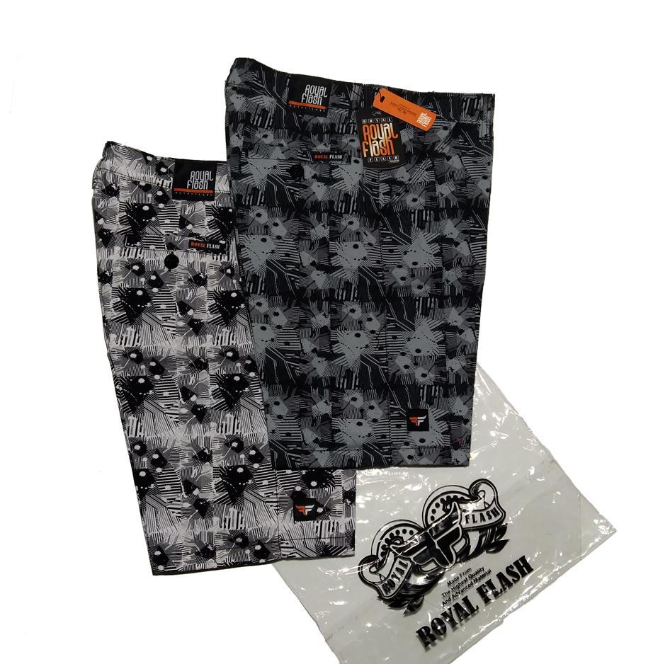 seroja store / celana pendek pria printing distro premium quality royal flash size 28 – 38 ss-pokas