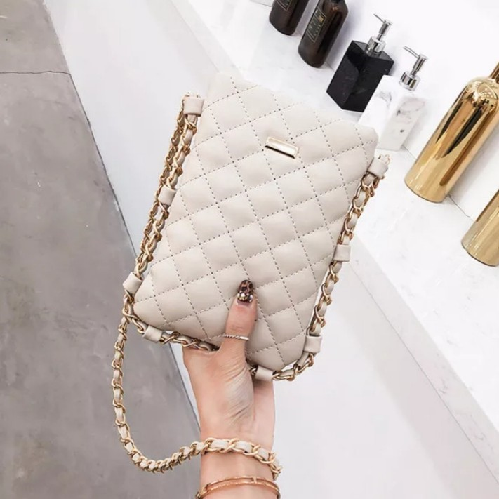 arsy bags – pocket aries rantai / tas selempang mini wanita