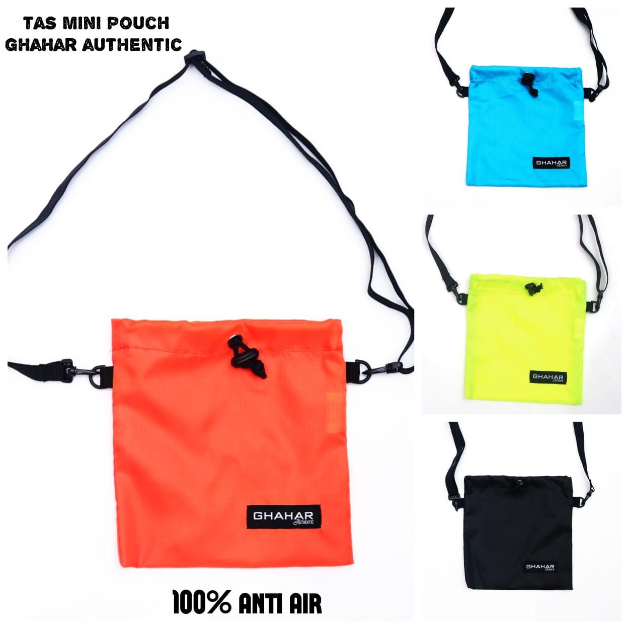 tas selempang mini / tas goes /tas pouch /tas new normal