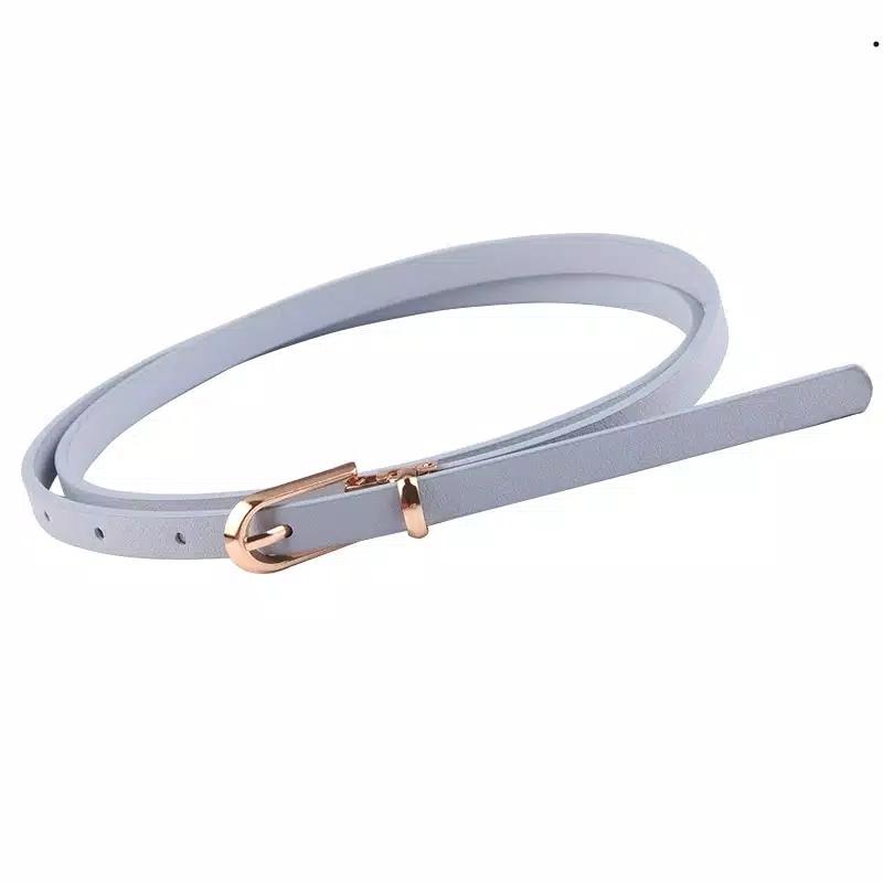 ikat pinggang keren impor pria korea fashion belt ban gasper sabuk mens