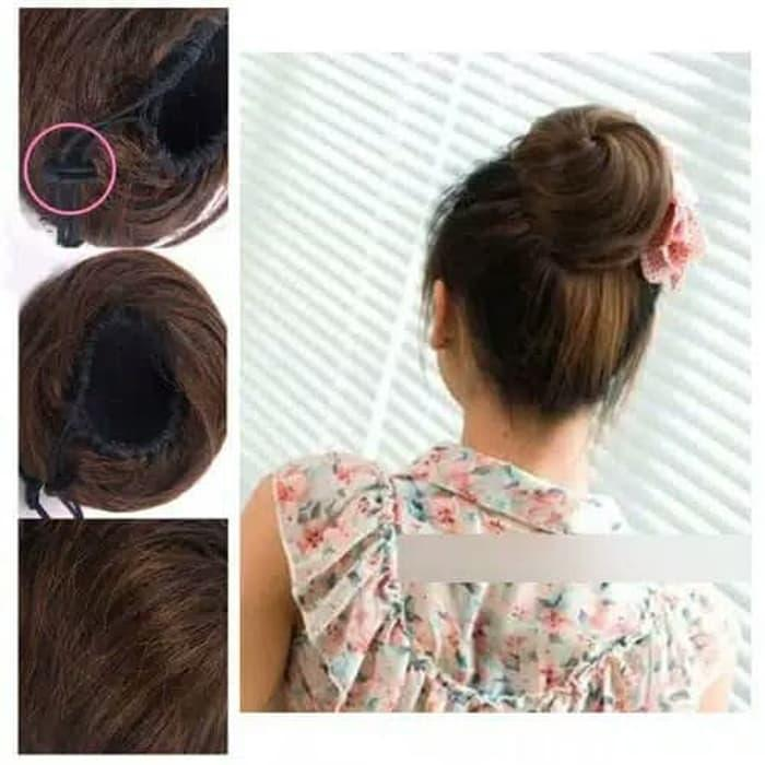 BEST SELLER hairbun cepol / cepolan / sanggun / hairbun - tjNWDQJD - 2 .