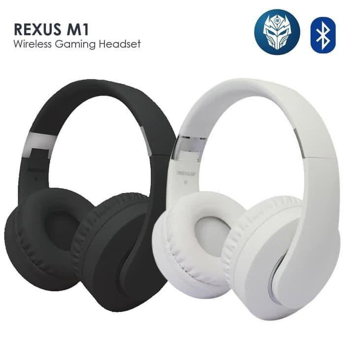Rexus Headset Gaming M1