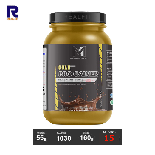 muscle first m1 pro gainer gold 2 lbs weight gain – gratis shaker 750ml