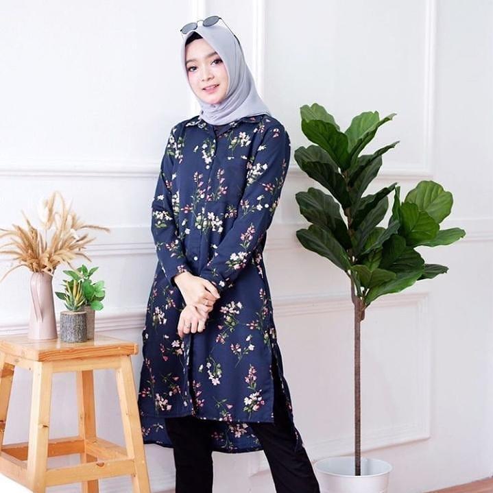 Baju Kaos Wanita Kekinian 2019 - Trend Fashion