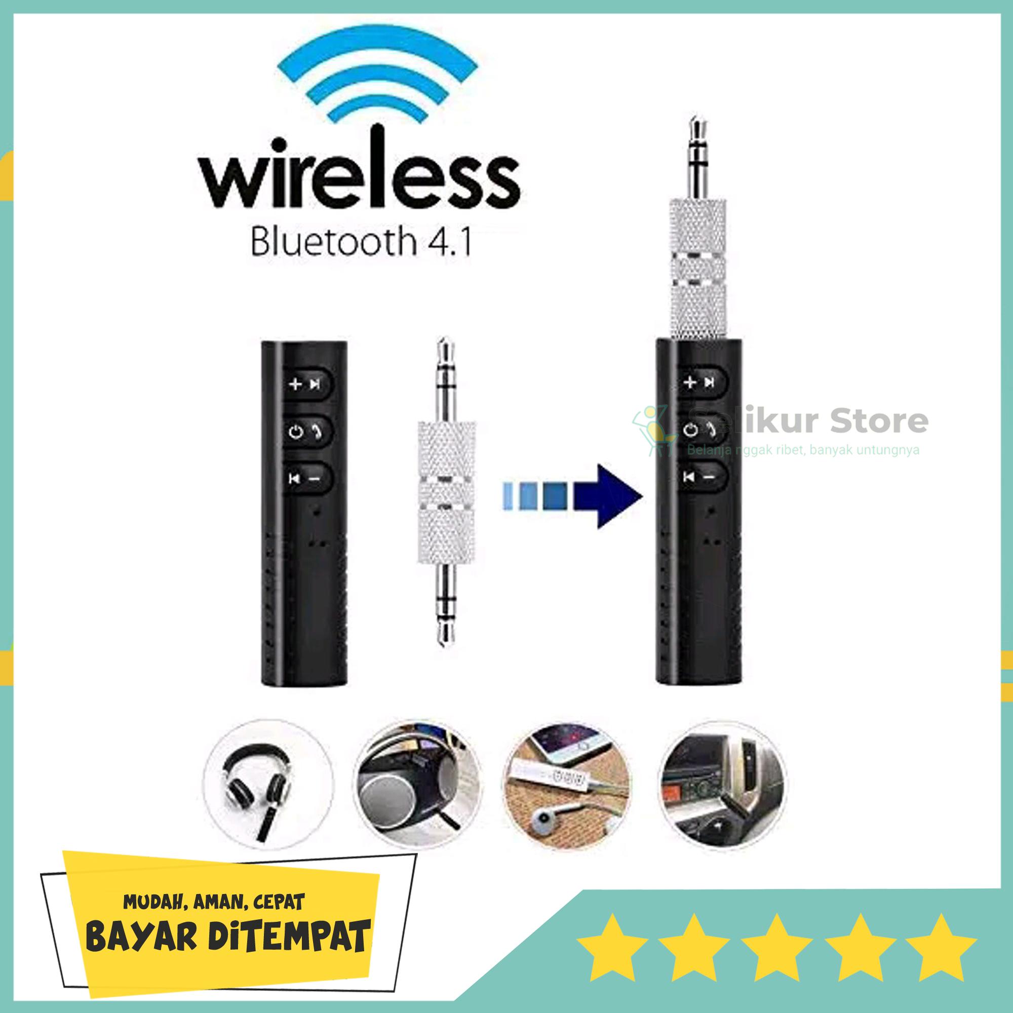 new 2020 bluetooth wireless audio receiver audio jack music bt 301 generasi  atau alat bluetooth speaker | alat bluetooth untuk speaker | blutut audio receiver | blutut audio speaker