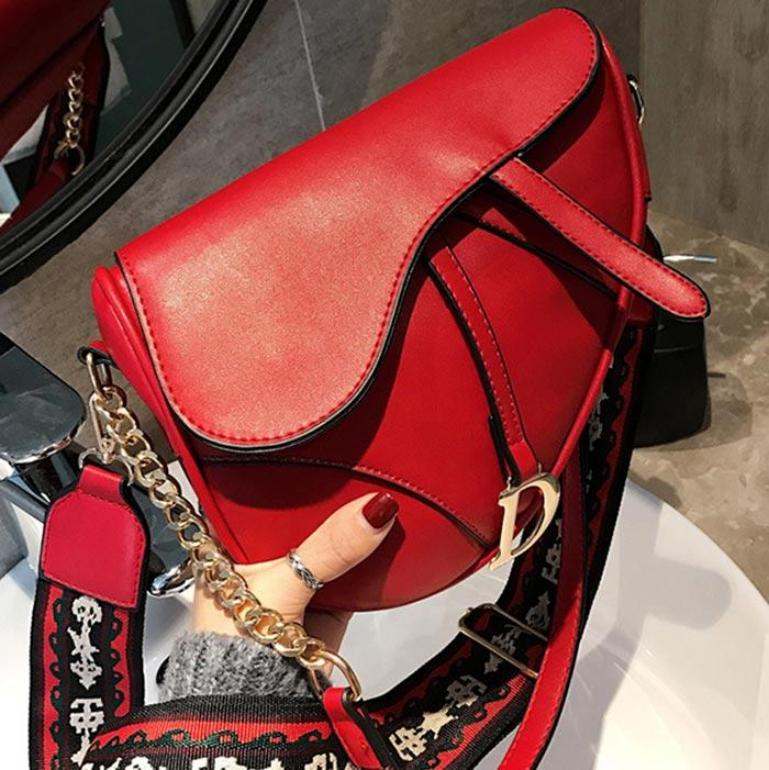 IMF - BG1846 Tas Selempang Import Fashion Terbaru