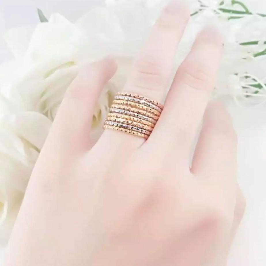 acc permata – cincin keroncong kombinasi xuping cincin cantik