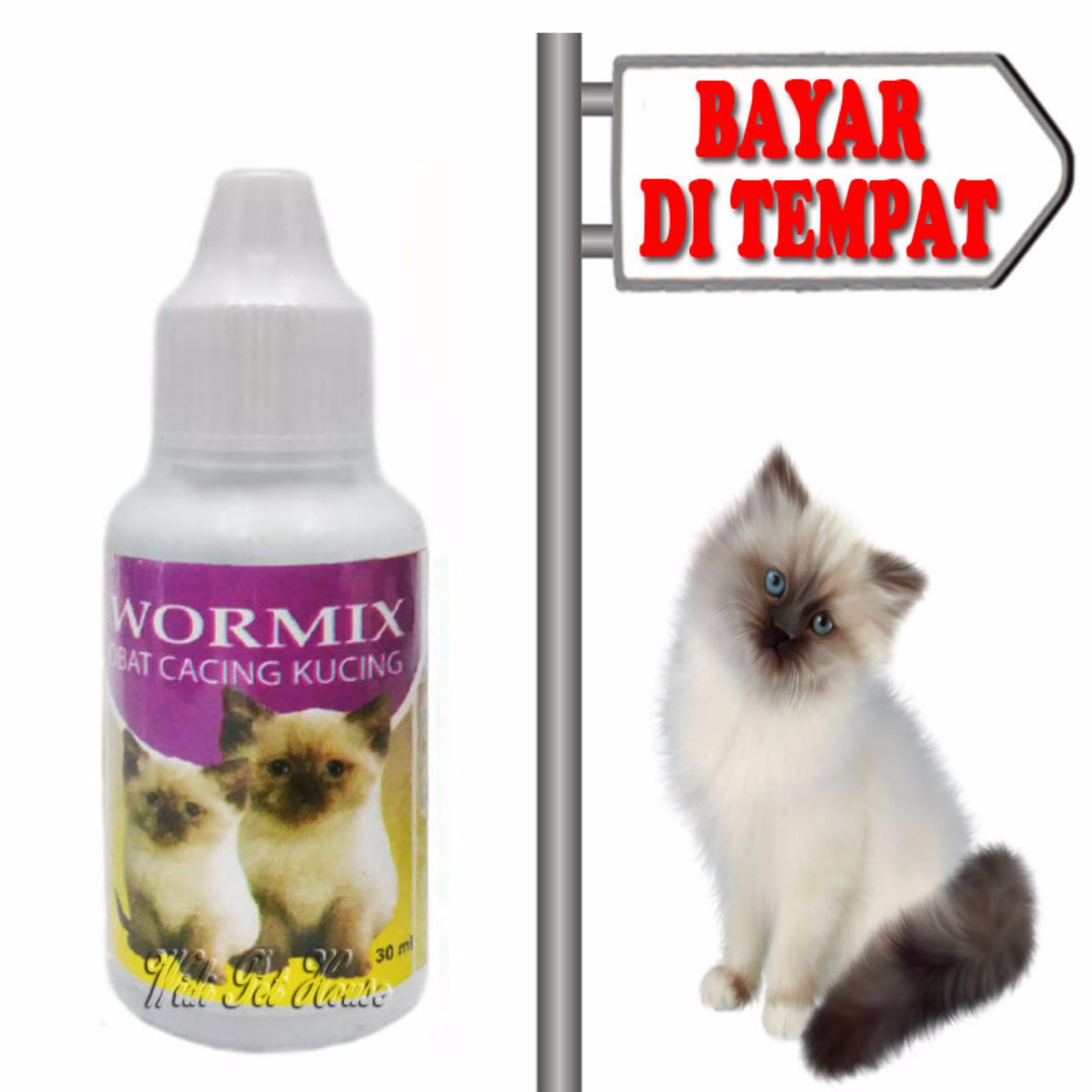 81 Gambar Obat Cacing Kucing Kekinian