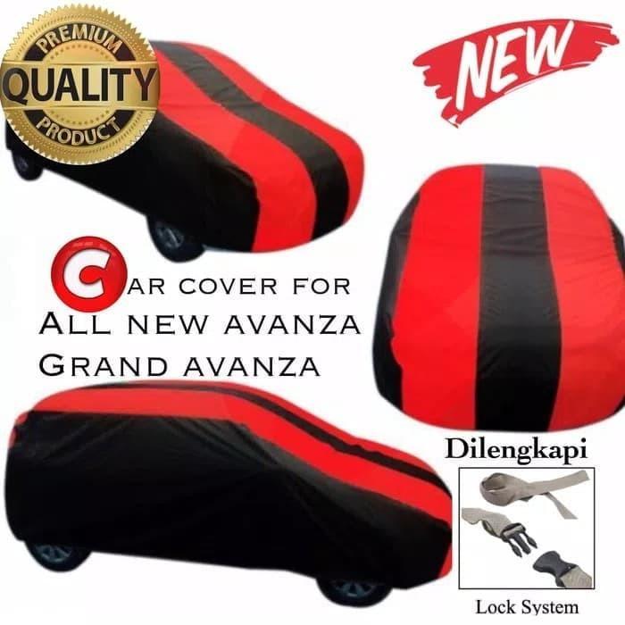 body cover premium all new/gravanza xenia