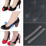 ... 3 Pasang Sepatu Hak Tinggi Tak Terlihat Jelas Transparan Tali For Melayang Sepatu Longgar - 3 ...