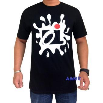 A ME - Kaos Distro T-Shirt Distro Fashion Atasan Pria Wanita Pakaian Baju  Cowok Cewek b969c5fe61