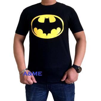 A&ME - Kaos Distro T'shirt Distro Pria Fashion 100% Cotton Combed 30s Atasan