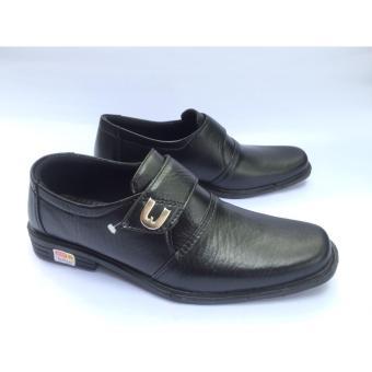Cek Harga Baru Adinova Shoes Sepatu Formal Pria A03 New Hitam ... fa07f4ad2b