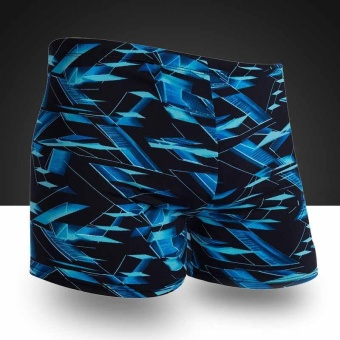 Amart Men Swimsuit Swimming Trunks Swim Briefs Summer Beach Suits Surf Shorts - intl