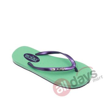 Ando Sandal Jepit Nice Couple Wanita - Mint