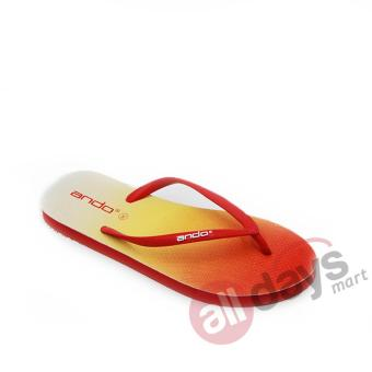 ... Ando Sandal Jepit Nice Spectrum Ladies Red