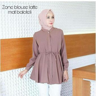atasan blouse wanita zone blouse murah ...
