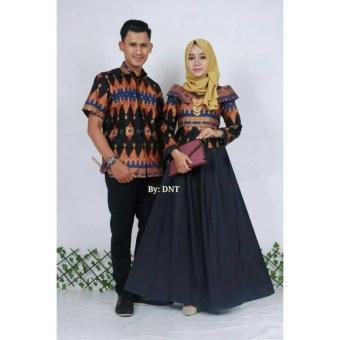 Harga Diskon Termurah Batik Couple Couple Batik Baju Muslim Wanita e8f83be01c