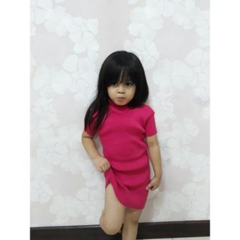 Baju Rajut Anak Perempuan Khalila Dress