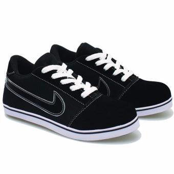 Basama Soga Sepatu Anak Laki1522- Hitam