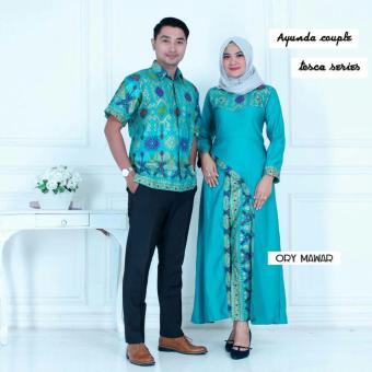 Batik Couple - Batik Sarimbit - Couple Batik - Batik Kondangan - Batik Ayunda