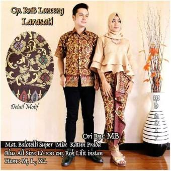 Fitur Blouse Batik Model Lengan Lonceng Dan Harga Terkini Harga