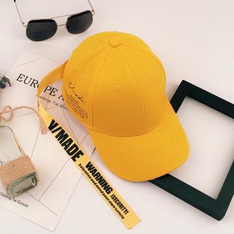 Topi Couple Fashion (Versi Upgrade Dengan Panjang (Hitam-Greenbelt)) (Versi