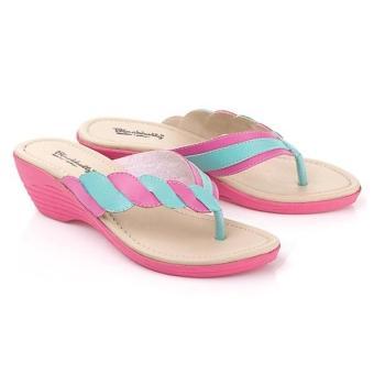Blackkelly Sandal LCU 641 Anak Perempuan Fashion Anak-Pnkkom // Bhn Pu-Pvc