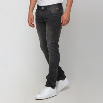 Boy London Celana Jeans Pria Original - Grey Wash Slim Fit