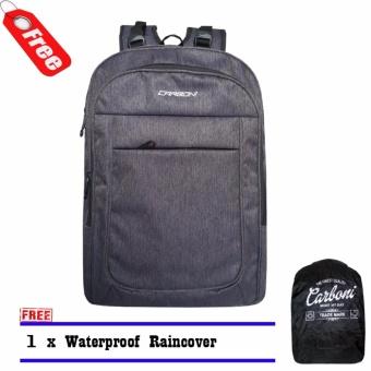 Cek Harga Baru Carboni Tas Ransel Ra0016 Original Backpack 17 Black ... 5daed5aeab