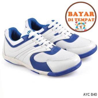 Cbr Six Sepatu Futsal Pria Keren Dan Kuat AYC 840 - Putih
