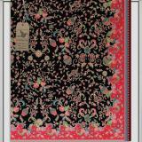 ... Cek Batik - Kain Batik Motif Batik Guci Hitam Manis (Merah) - 3