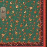 Cek Batik - Kain Batik Motif Manis Bunga dan Daun (Hijau) - 2 ...