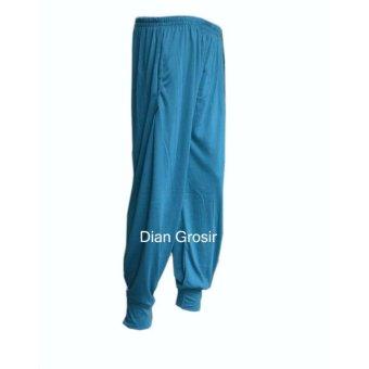 Celana Aladin Panjang Standar Toska