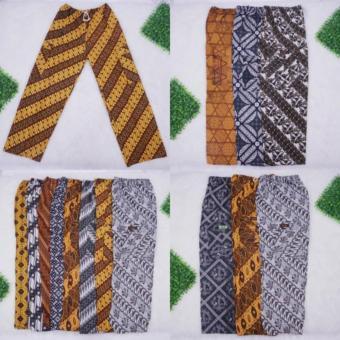 Cek Harga Baru Celana Batik Betawi Celana Boim Size Jumbo Terkini