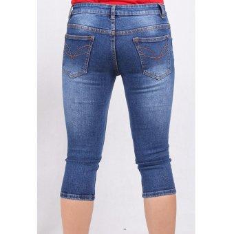 Celana Jeans Wanita Cropped 7 8 7704
